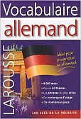 LAROUSSE VOCABULAIRE ALLEMAND COLLECTIF