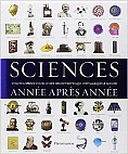 SCIENCES ANNEE APRES ANNEE - L'ENCYCLOPEDIE VISUELLE DES DECOUVERTES