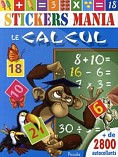 Le calcul Stickers mania