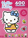 Hello kitty, 600 stickers