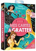 Mes cartes à gratter Disney Princesses