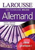 DICTIONNAIRE MICRO ALLEMAND NE
