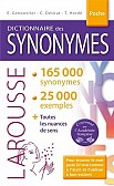 DICTIONNAIRE DES SYNONYMES - POCHE*