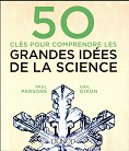 50 CLES COMPRENDRE IDEES DE LA SCIENCE