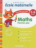 Maths premier pas grande section 5-6 ans