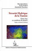 SECURITE HYDRIQUE DE LA TUNISIE