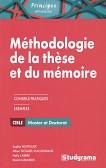 METHODOLOGIE DE LA THESE ET DU MEMOIRE