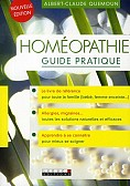 HOMEOPATHIE GUIDE PRATIQUE