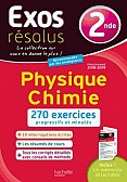 EXOS RESOLUS PHYSIQUE CHIMIE 2NDE