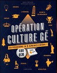 OPERATION CULTURE GE