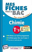 MES FICHES ABC BAC CHIMIE TERM