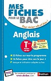 MES FICHES ABC BAC ANGLAIS TER