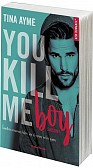 YOU KILL ME BOY SAISON 1